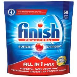 Finish All in one Max 50 ks Lemon