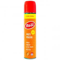 Real spray 300 ml Proti prachu