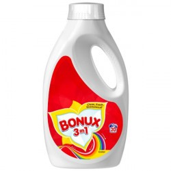 Bonux gel 20 PD 1,1 l color