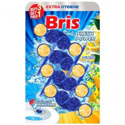 Bris Fresh Power 4x55 g Color Lemon
