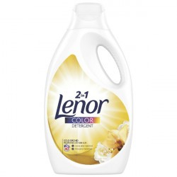 Lenor gel 2200 ml 40 PD Gold orchid