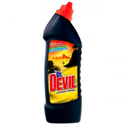 Dr. Devil 750 ml Lemon Fresh