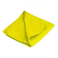 Švédská utěrka 40x40 cm 260 g nebalená žlutá