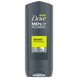 Dove 250 ml sprchový gel Men