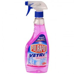 Pulirapid 500 ml Vetri