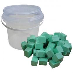 Tablety do pisoáru 1000 g Zelené