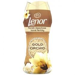 Lenor perličky 210 g Gold Orchid