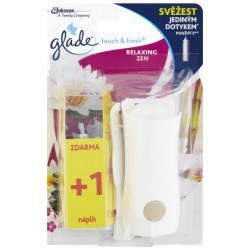 Glade One Touch + 2 náplně Relaxing Zen
