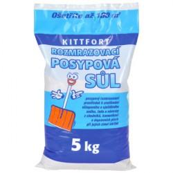 Sůl posypová 5 kg