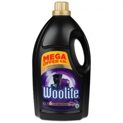 Woolite gel 4,5 l 75 PD Black