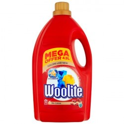 Woolite gel 4,5 l 75 PD Color